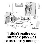 Is Your Strategy Boring?