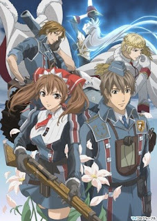 Senjou no Valkyrie Gallian Chronicles en transmisión. Valkyria