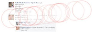DownloadNews | Animation Star n Circle Konami Code in Facebook Background