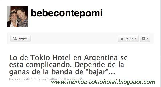 [INFO] Tokio Hotel & L'Amérique 2010 [Edit 22.09.10] - Page 2 Twittertokio