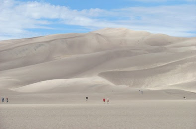Discover The West Great Sand Dunes National Park