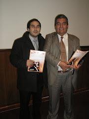 Obispo López y hno José Aceituno