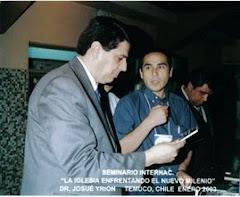 Pastor Josué Yrion y Hno. José Aceituno