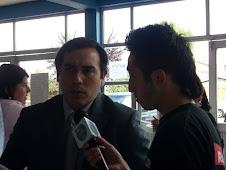Entrevista... José Aceituno Suazo