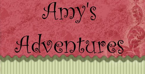 Amy&#39;s Adventures