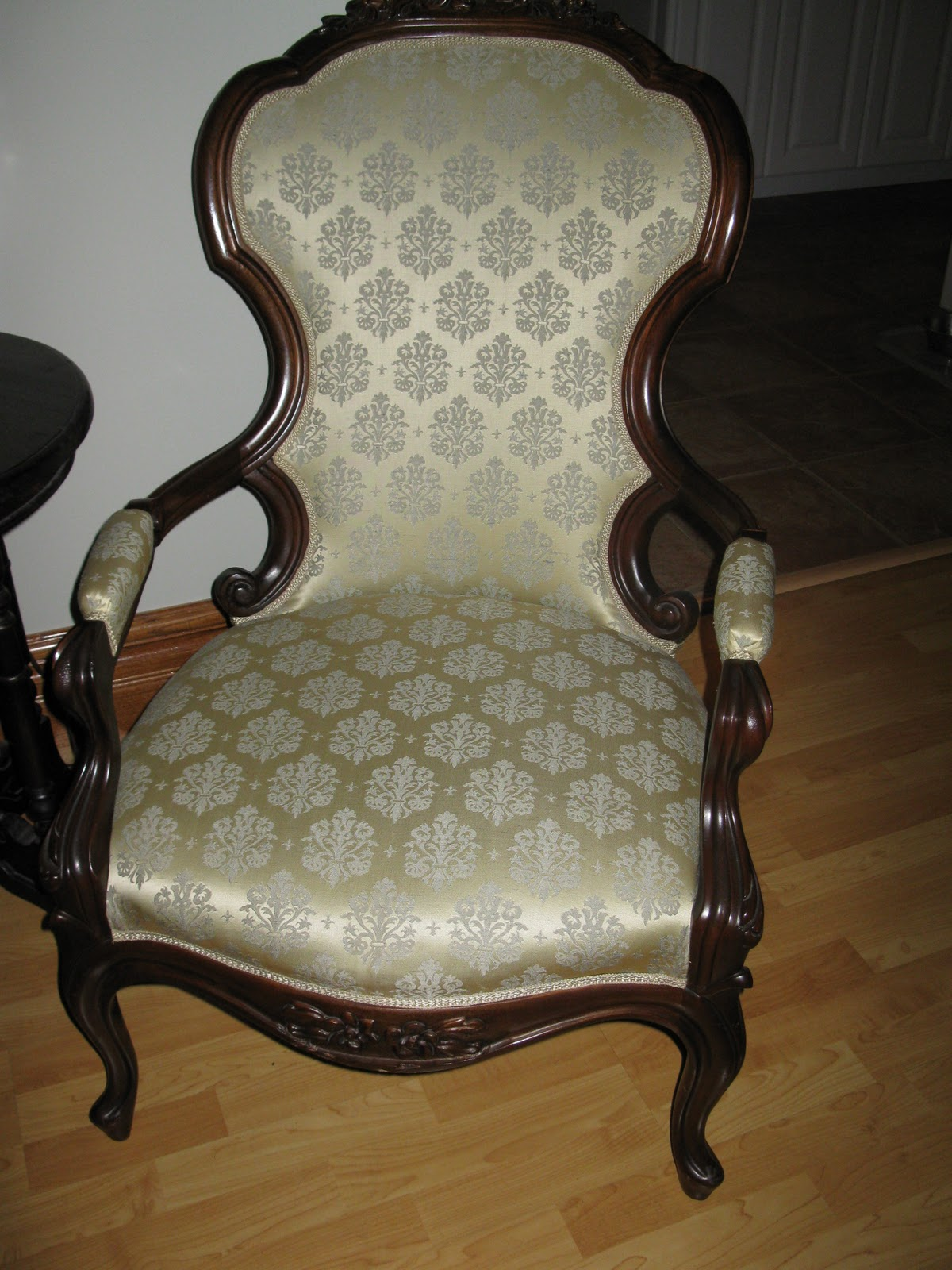 Civil War Era Parlor Chairs - Antique Hunter: Civil War Era Parlor Chairs