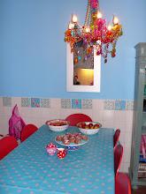 Keukentje!!