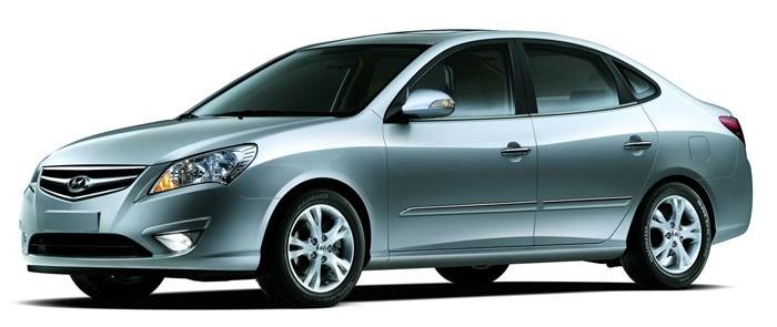 Review 2010 Hyundai Elantra