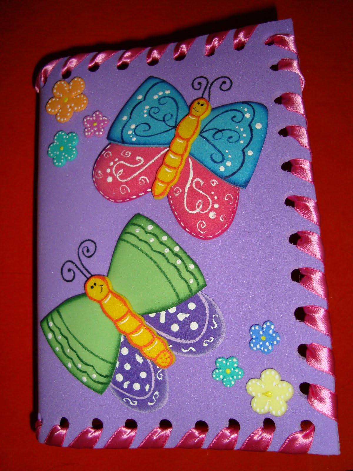 Forro Mariposas / Capinha mariposas