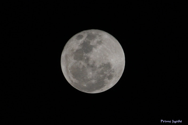 Biggest Moon of 2010
