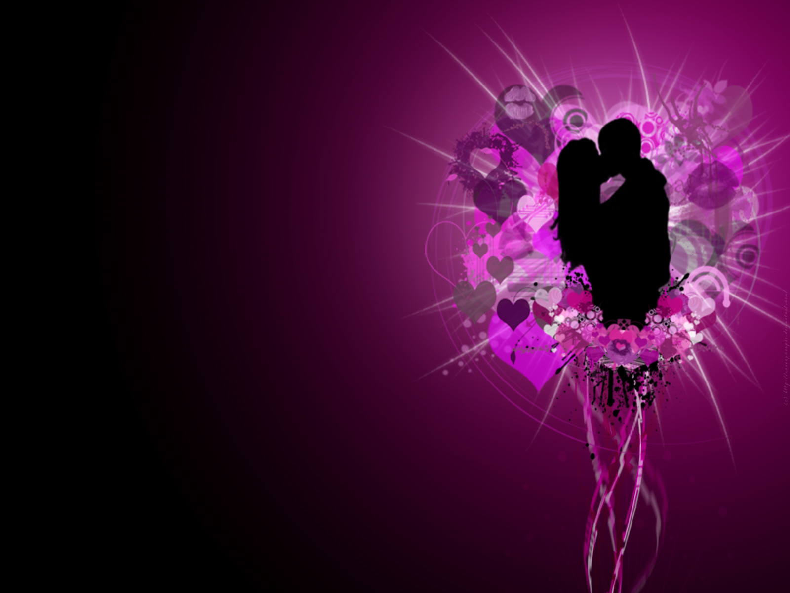 Beautiful Love Wallpaper For Desktop : Free Desktop Wallpapers Backgrounds: Valentine Wallpapers, Love Backgrounds for computer