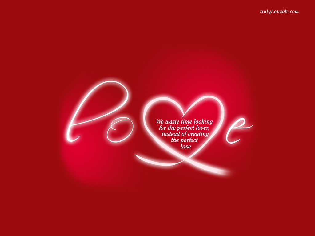 Free Desktop Wallpapers Backgrounds: 7 Beautiful Love ...