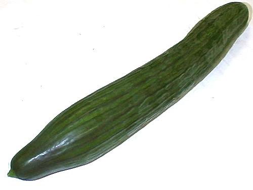 Groente en fruit voor jou komkommer - De komkommers ...