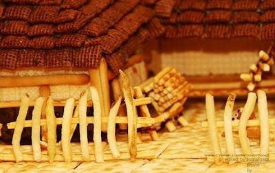 biscuits building