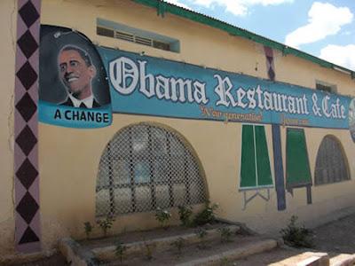 obama restaurant