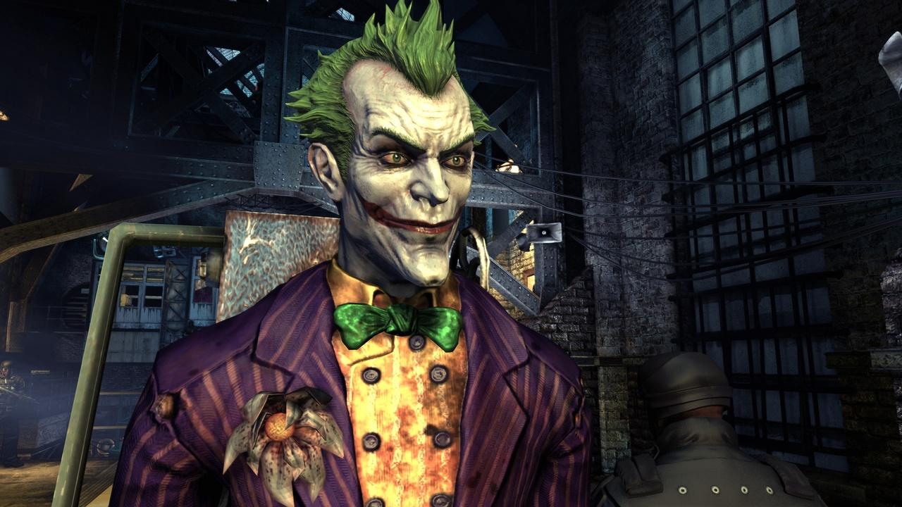 Batman arkham asylum riddler hook up relatives