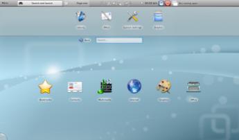 Kubuntu 10.10 Maverick Meerkat Maverick-netbook-wee
