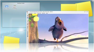 Kubuntu 10.10 Maverick Meerkat Feature-tour-apps-kaffine4