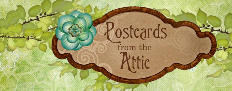 Postcards from the Attic