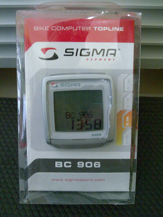 Ready Stock CYCLO SIGMA BC-906