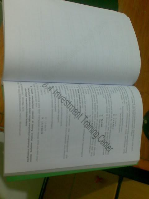 Soal Soal Ujian Wppe Mi Dan Wpee Contoh Buku Kumpulan