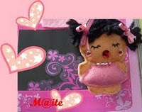 Sorteo en Blog de  Maite