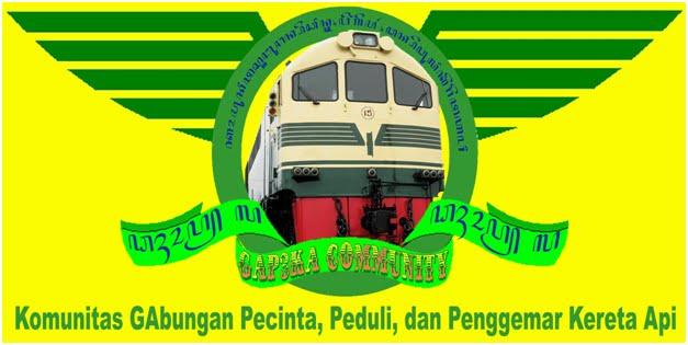 Komunitas Pecinta, Penggemar, dan Peduli kereta api