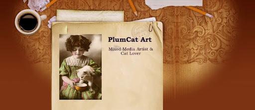 PlumCat Art