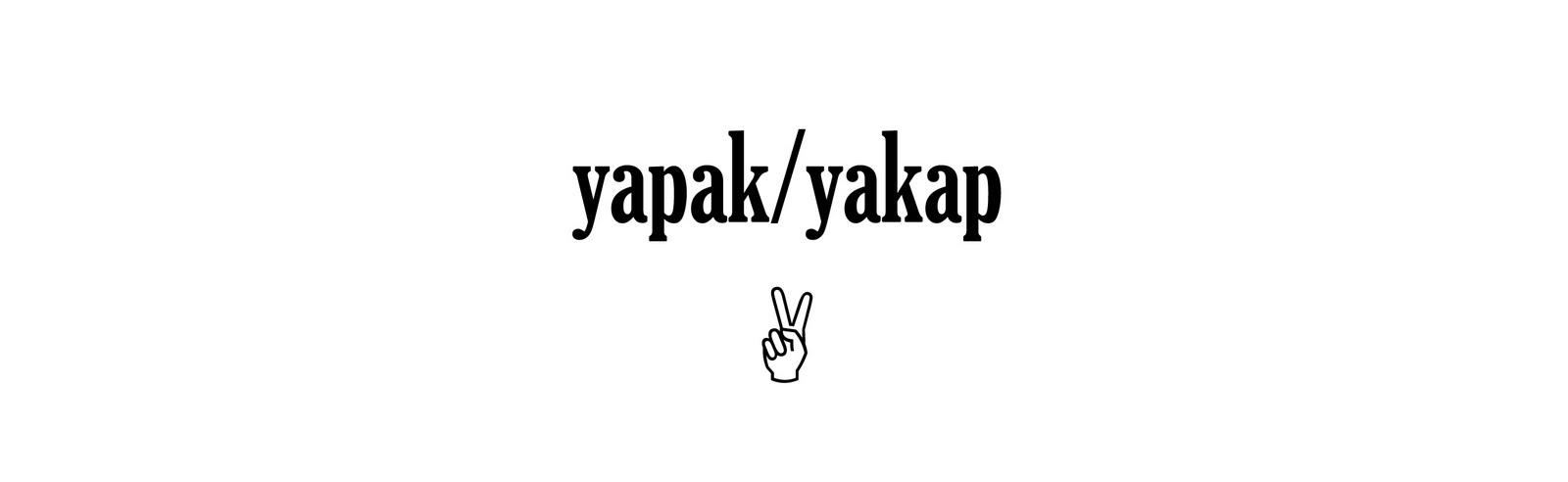 Yapak / Yakap
