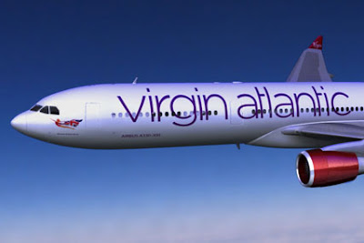 Virgin Atlantic 747