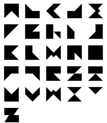 Typecast Glyphs