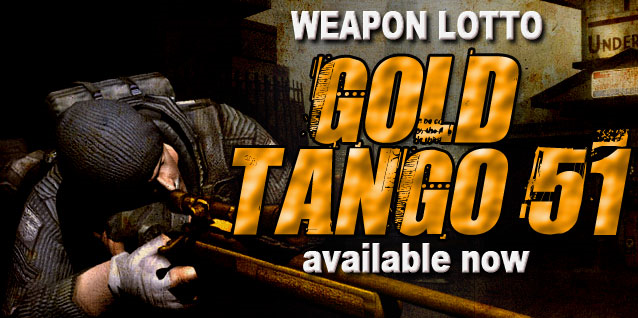 Special Force SF Gold Tango 51