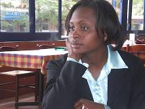 Voces de la búsqueda:  la reconstrucción de un mito. Josina Malique, 33 años, escritora.