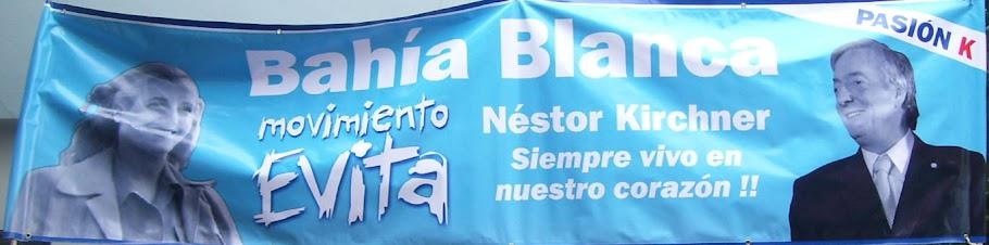 Movimiento Evita Bahía Blan K