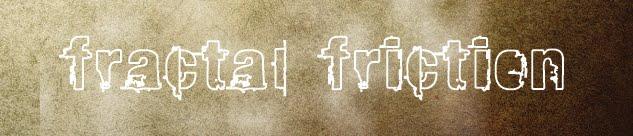 Fractal Friction