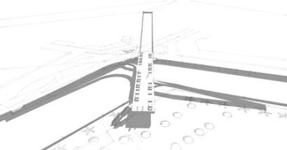 competitions | ponte pedonal ligação rossio-bairro do alboi (aveiro 2009)