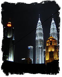 KL NIGHT  VIEW
