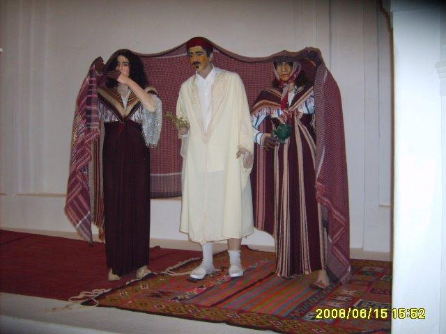 عادات تونس التقليدية من متحف جربة S5003068