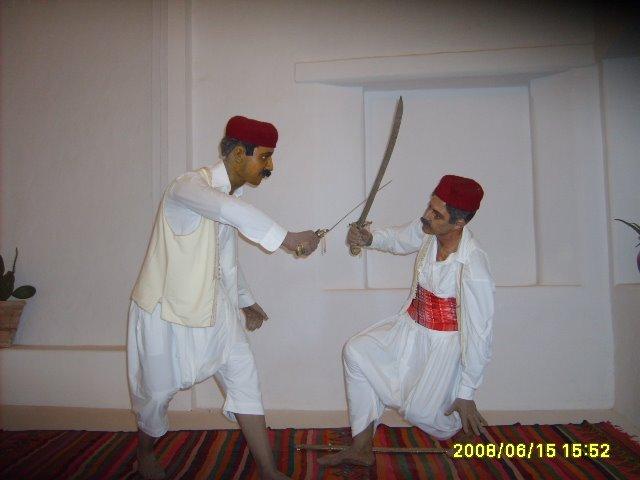 عادات تونس التقليدية من متحف جربة S5003066
