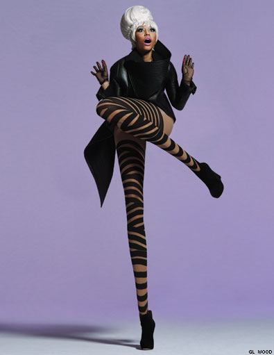nicki minaj vma photo shoot. This shoot makes me almost