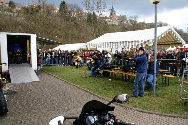 Banc d 39 essai moto dynojet - Salon moto charleville ...