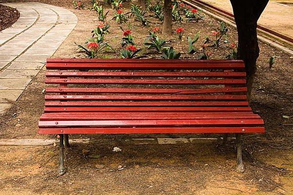 bancos para sentarse y so ar