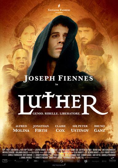 """Lutero"" doblada al portugués"