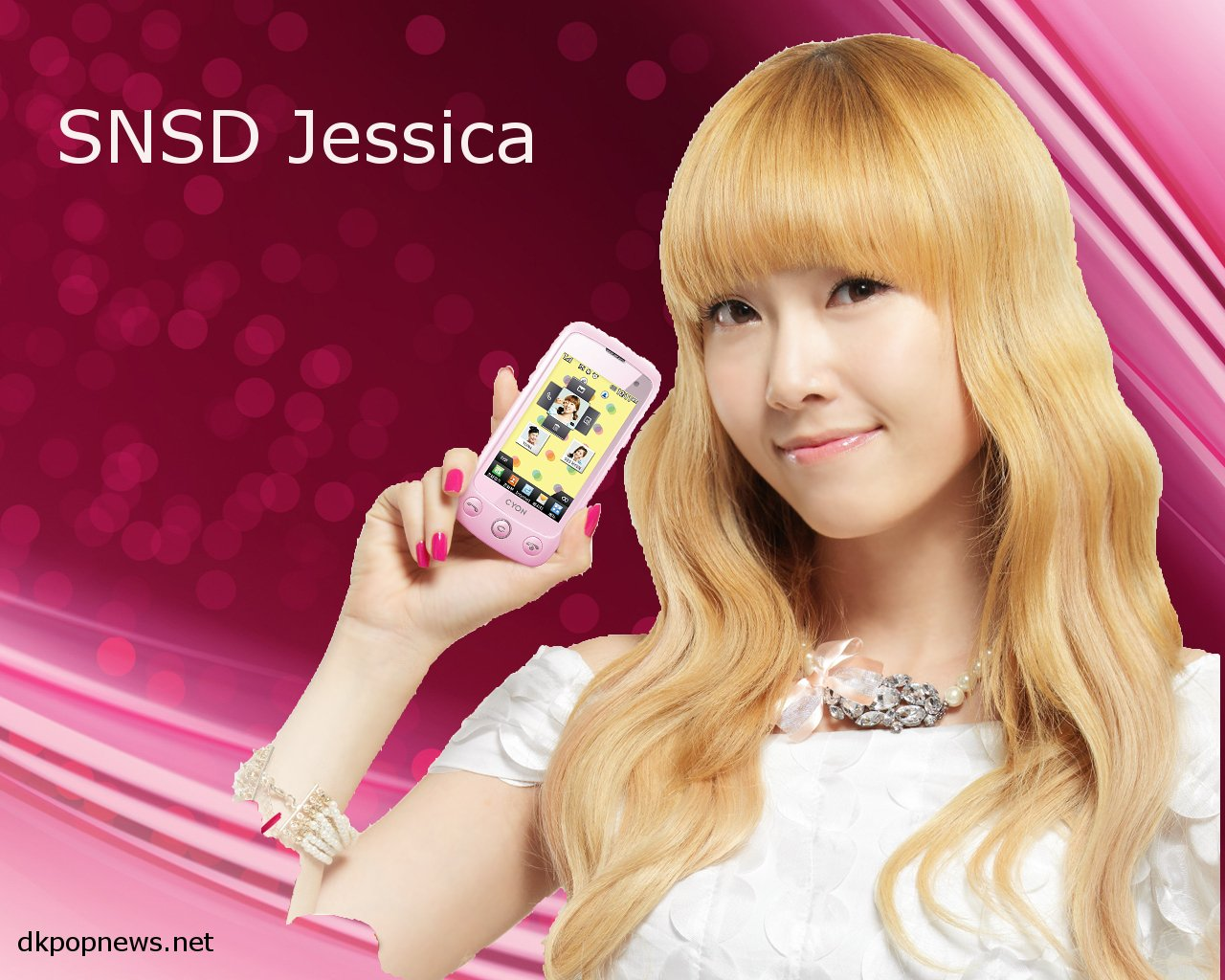 SNSD Jessica LG Cooky