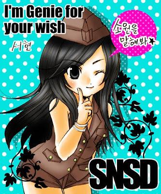 Snsd Anime Version
