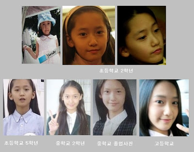 She simply looks like a princess when she was just a little kid of    Yoona Plastic Surgery Nose