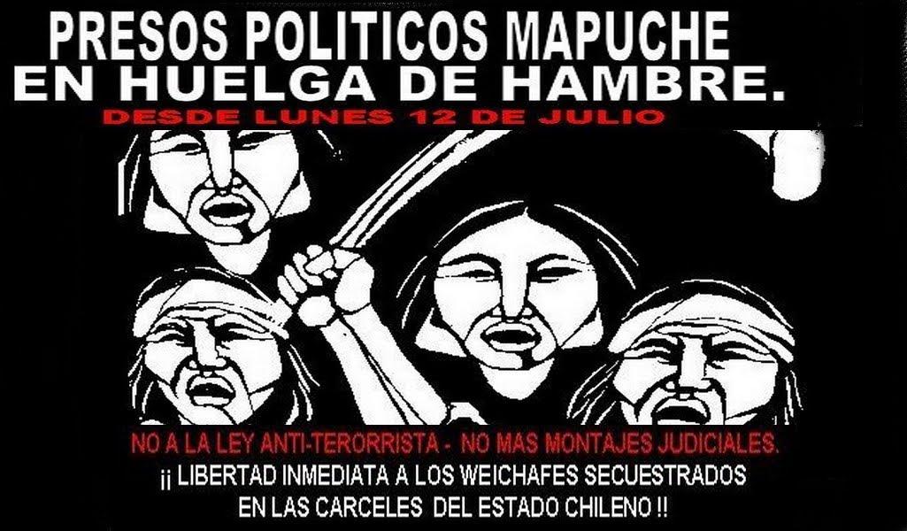 Una Mirada Distinta a la Huelga de Hambre Mapuche