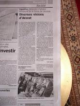 articolo di su la Mostra i Figli di Ararat