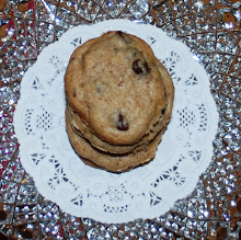 Made from Scratch Chocolate Chip Cookies(the little guy's favorite)