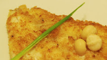 Macadamia and Panko Crusted Fish